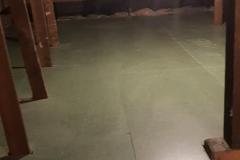 Loft Boarded